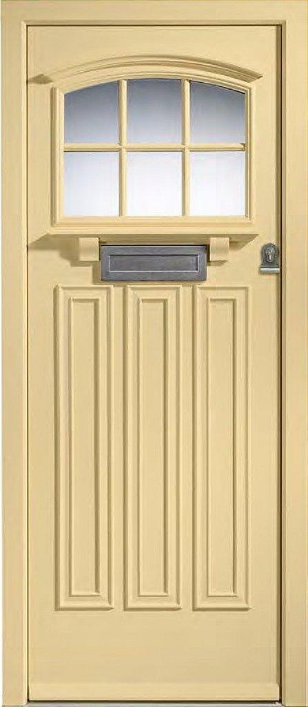 Aperture Craftman precision engineered timber door
