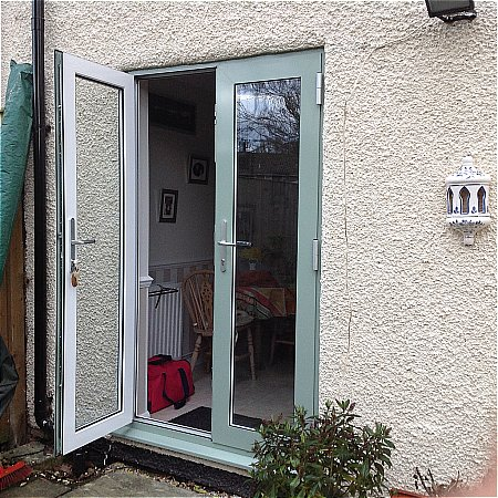 389 - Chartwell Green French Doors