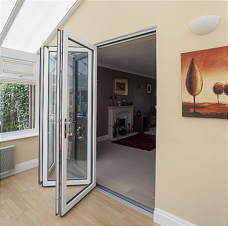Smart Systems - Visofold 1000 Bi Fold Doors